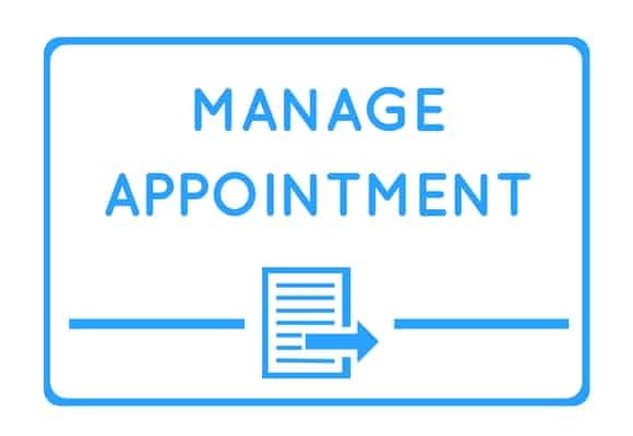 Manage Appointment