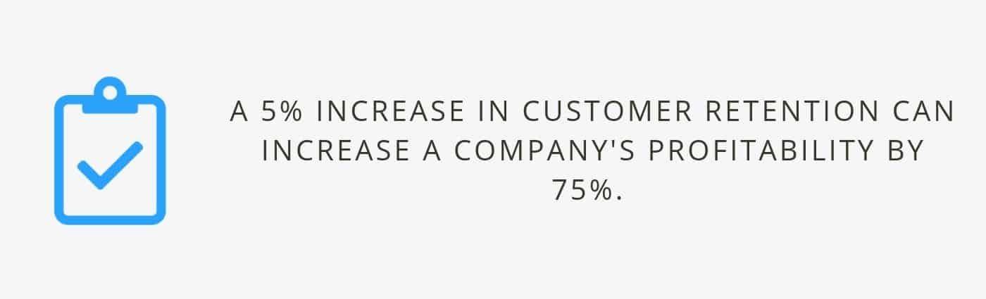 Growth Strategy Implementation Customer Retention
